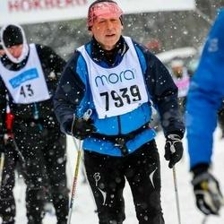 Skiing 90 km - Bo Venbrant (7939)