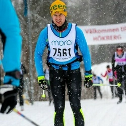 Skiing 90 km - Carl Andersson (7561)