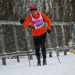 Skiing 90 km - Daniel Torberntsson (6896)