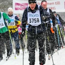 Skiing 90 km - Christer Elmqvist (3758)