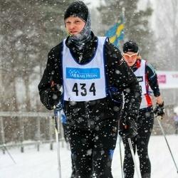 Skiing 90 km - Fredrik Severin (434)