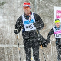 Skiing 90 km - Henrik Karlsson Nääs (445)