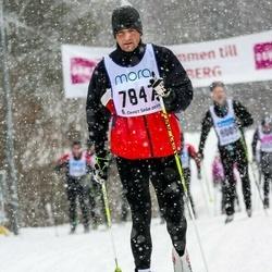Skiing 90 km - Anders Lundberg (7847)
