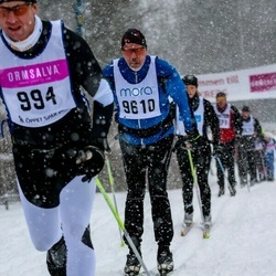 Skiing 90 km - Fredrik Österström (9610)