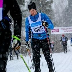 Skiing 90 km - Henrik Ygge (4060)
