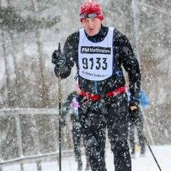 Skiing 90 km - Anders Lindgren (9133)