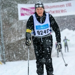 Skiing 90 km - Christina Hodell (8249)