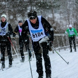 Skiing 90 km - Andreas Josefsson (6104)
