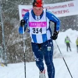 Skiing 90 km - Henrik Erdalen (934)