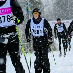 Skiing 90 km - Davy Sipilä (7684)