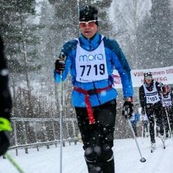 Skiing 90 km - Anders Hellström (7719)
