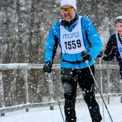 Skiing 90 km - David Askelin (1559)