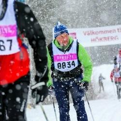 Skiing 90 km - Fredrik Eriksson (8834)