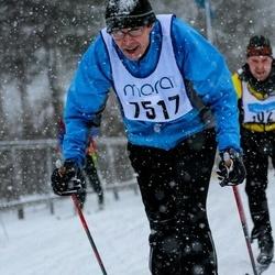 Skiing 90 km - Edward Easterling (7517)