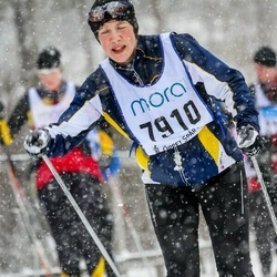 Skiing 90 km - Carina Thynell (7910)