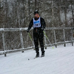 Skiing 90 km - Christian Jakobsson (2281)