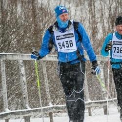Skiing 90 km - Arild Kvernmo (5438)