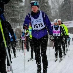 Skiing 90 km - Caroline Eklöw (7818)
