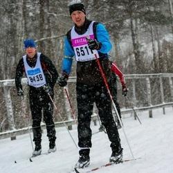 Skiing 90 km - Kristian Sott (6511)
