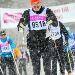 Skiing 90 km - Mattias Löfström (8518)