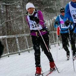 Skiing 90 km - Elisabeh Haug (1520)