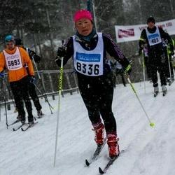 Skiing 90 km - Caroline Lagerborg (8336)