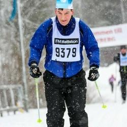 Skiing 90 km - Johan Söderlund (9379)