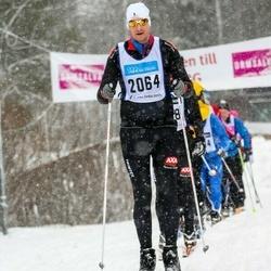 Skiing 90 km - Mattias Vinkler (2064)