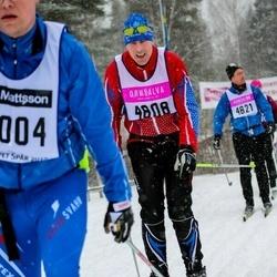 Skiing 90 km - Anders Brauer (4808)