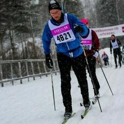 Skiing 90 km - Henrik Hörstadius (4821)