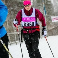 Skiing 90 km - Caroline Vahlberg (6880)