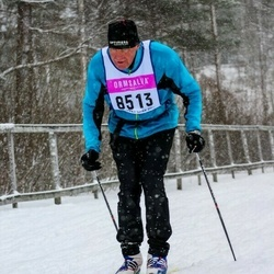 Skiing 90 km - Dick Persson (8513)