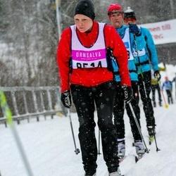 Skiing 90 km - Ellen Persson (8514)
