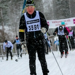 Skiing 90 km - Anders Andersson (3391)