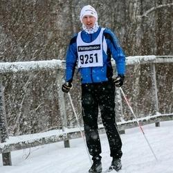 Skiing 90 km - Henrik Ekholm (9251)