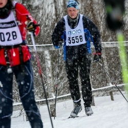 Skiing 90 km - Axel Bellinder (3558)