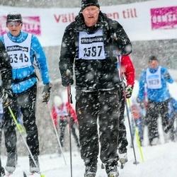 Skiing 90 km - Henrik Arrhenius (1587)
