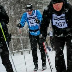 Skiing 90 km - Anders Markström (5345)