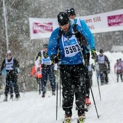 Skiing 90 km - Fredrik Winroth (6382)