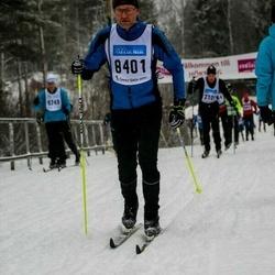 Skiing 90 km - Christer Sediger (8401)