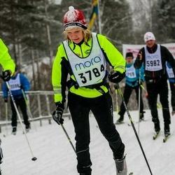 Skiing 90 km - Jeanette Robért (3784)
