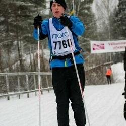 Skiing 90 km - Edwin Ekberg (7760)