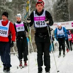 Skiing 90 km - Fredrik Runnberg (4825)