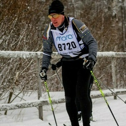 Skiing 90 km - Anders Hansson (9720)