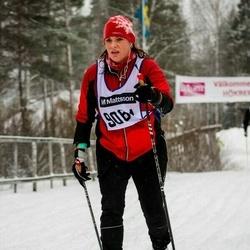 Skiing 90 km - Boel Frejd (9064)