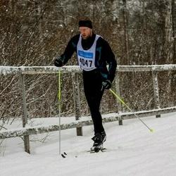 Skiing 90 km - Andreas Christoffersen (4047)