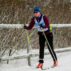 Skiing 90 km - Caroline Jakobsen (6135)