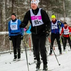 Skiing 90 km - Fredrik Josefsson (954)