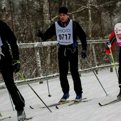 Skiing 90 km - Björn Sjögren (9717)