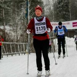 Skiing 90 km - Catrine Ljungqvist (3120)
